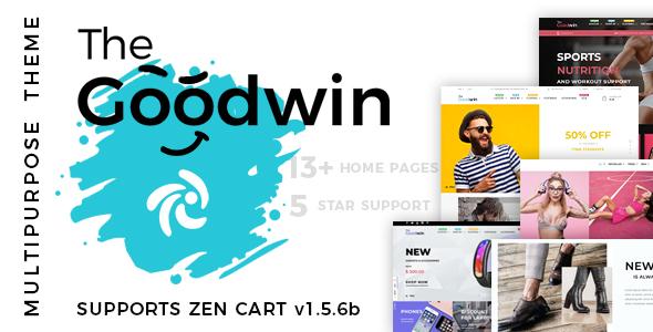 YourStore Premium Zencart Theme - 1