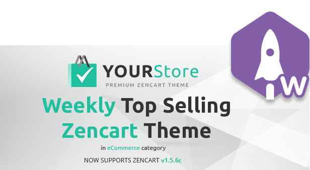 YourStore Premium Zencart Theme - 6